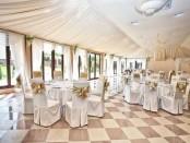 Выбор банкетного зала для тематической свадьбы