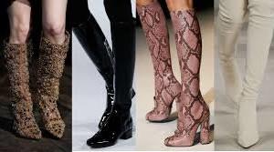 Модные сапожки на весну 2016