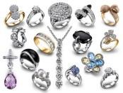 Серебряные украшения — символ вечности